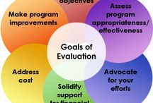 Program Evaluation & Research / by UB Social Work Continuing Education