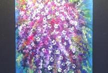 Flowery Folksy Finds