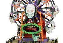 Lemax Spooky Town Halloween Village / by Mary W