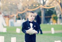 Ring Bearer Loveliness! / Ideas and Inspiration for Ring Bearers