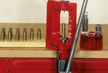 Reloading Ammunition / A quick and simple tutorial about reloading ammunition for both pistols and rifles.