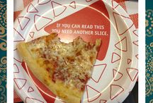 But Pizza Though... / by Liz Gaffney