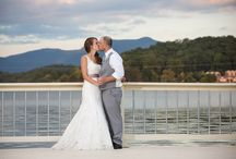 Wedding Venues in Hiawassee, GA and Young Harris, GA / Beautiful and romantic venues located around Lake  Chatuge for weddings, receptions, wedding parties, etc.