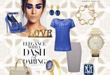 Beloved Blue Fashion