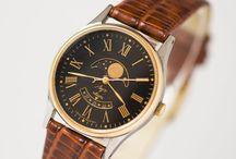 Zegarki / Projekty zegarków