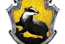 Hufflepuff / for all those amazing people who got sorted into the best house