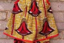 Africa designs for kiddies