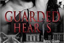 Royal Guard Series / A City where you have a Queen and King and also a Prince who will have a Princess soon.  Not just a king but a king who is also a werewolf.