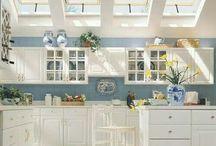 Kuchyňe.