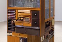 Furniture I would like to own / #furniture #vintage #teak #Danishdesign #sofa #Emma #bookshelf #desk