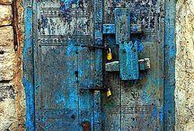 Kapi / Tür / Door /  Bab