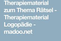 Therapiematerial