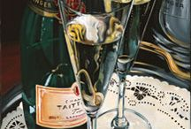 Acrylic paintings: Victor Ostrovsky
