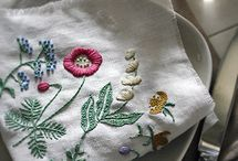 Embroidery / by Sophie Liu