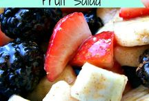 Breakfast and Lunch ideas for the beach! / by Jessica Gleadall