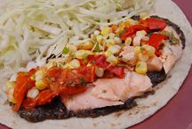 Fish / Salmonella ón grill