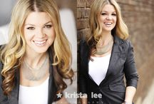 Headshots - Professional or Publicity by Krista Lee Photography