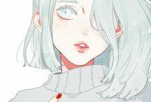 Anime Girl & Boy
