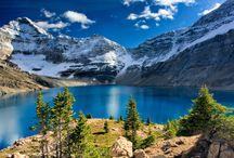 Yoho parc national canada ✈