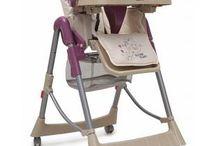 Детски столчета за хранене/ HIGH CHAIRS