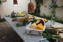 Food art Catering / Diferentes formas de llegar a nuestros invitados