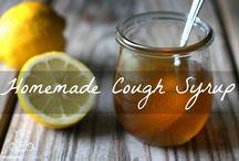 Cough Syrup DIY