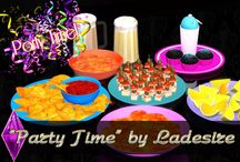 Sims 3 Party