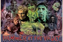 Old School Horror / Old School Horror, movie posters, art