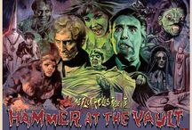 Old School Horror / Old School Horror, movie posters, art