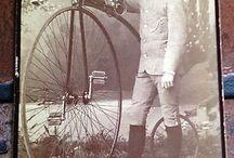 vintage bicycle photo