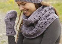 Crochet - donna inverno