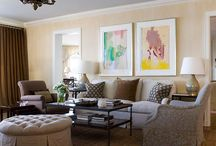 LIVING ROOM / by Tracey Mahr