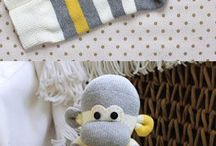 bambole con calzini
