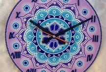 mandalás óra