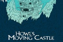 Hovl's moving castle
