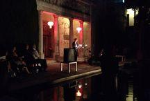 """""""Festival del Medio otoño"""" / VII recital de poesía """"Festival del Medio otoño"""" donde disfrutar de la Música, poesía y la magia del Patio de Venus."""