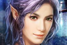 Portait Fantasy + Co / RPG - Fantasy Stuff