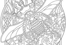 Art | Coloring pages