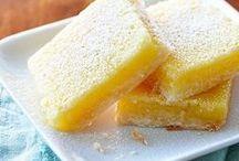 recette à base de citrons