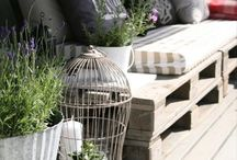 pallet ideas for balcony
