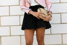 Outfit Rosa palo