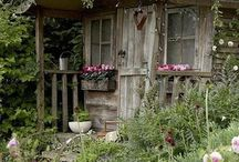 cottage gardens / by Charlotte Roberts