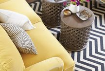 Yellow Couch Bed