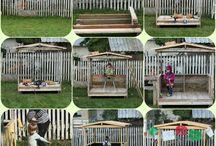 Cubby House Fort Ideas