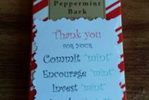 Thank you ideas / by Michelle Neuman