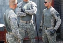 Hot men in uniform