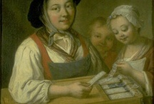 Femmes du commun XVIIIe s