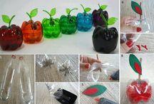 knutsels / knutsel-ideeen voor thuis