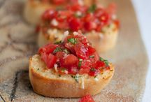 Bruschetta & Crostini