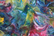 Mieke / Schilderij